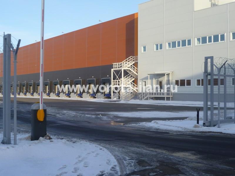 МО_складской терминал Сынково_подъёмный шлагбаум_8