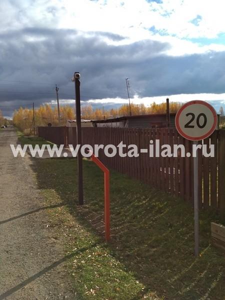 Калужская область_СНТ Истомино_контроль доступа_октябрь2017_1