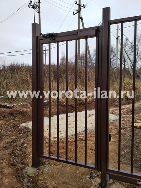 МО Чеховский район СНТ Металлист_калитка