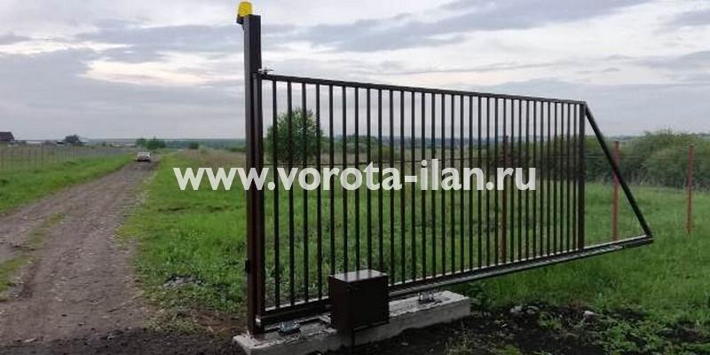 МО_Ступинский район_СНТ Родник 2011_ворота 2