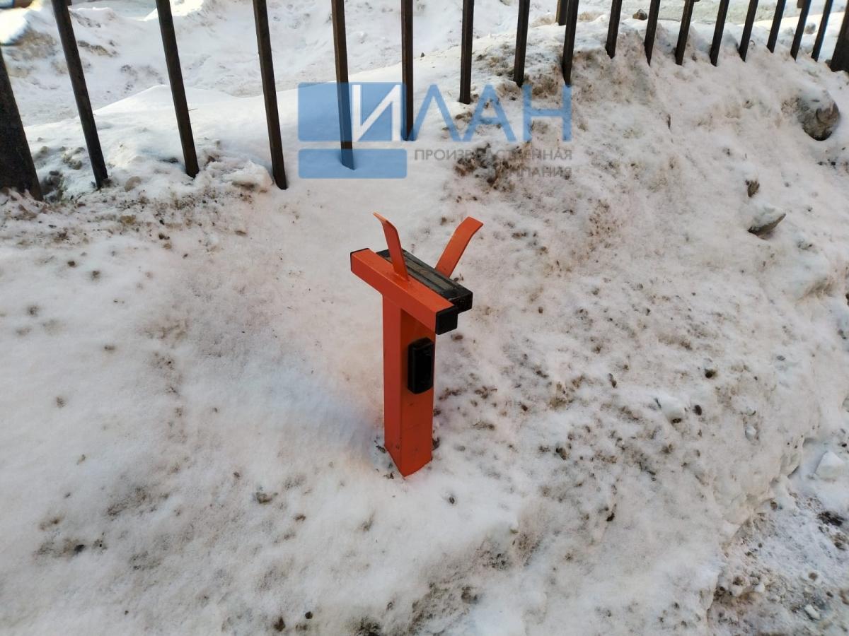 Усиленный автоматический шлагбаум с повышенной защитой от вандализма, облачной системой контроля доступа и удаленной диспетчеризацией на въезде на придомовую территорию МКД в Москве на ул. Профсоюзная, д. 94_фото 3