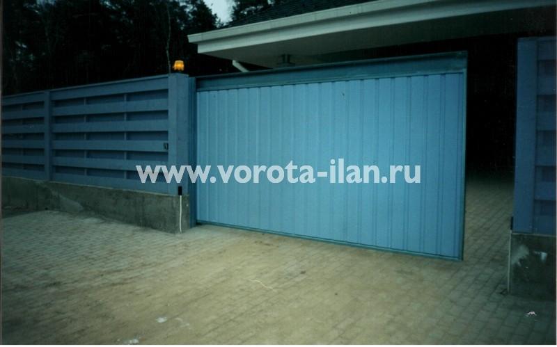 Ворота откатные_Суханово.jpg