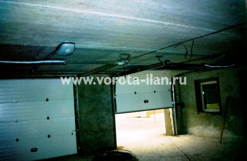 Ворота секционные гаражные_ГСК_фото 4